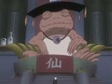 Naruto Shippūden - Episódio 127: A Lenda de Um Ninja Determinado: As Crônicas Ninjas de Jiraiya – Parte 1