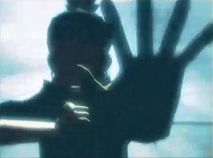 Jutsu Presión de Palma de Sombra