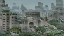 Kirigakure Pasado Anime