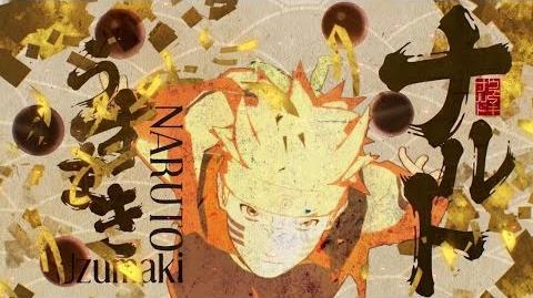 PS4「NARUTO-ナルト- 疾風伝 ナルティメットストーム4」OPムービー(♪KANA-BOON「スパイラル」)