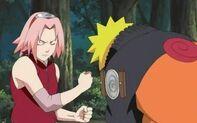 Sakura tsundere