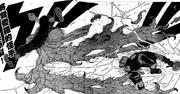 Sasuke ataca Gaara