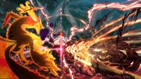 Bola da Besta com Cauda (Dez Caudas - Storm 4)