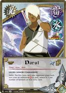 Carta Naruto Storm 3 Darui