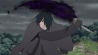 Corte das Sombras - Sasuke (Anime)