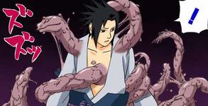 Reencarnação de Orochimaru (Mangá Colorido)