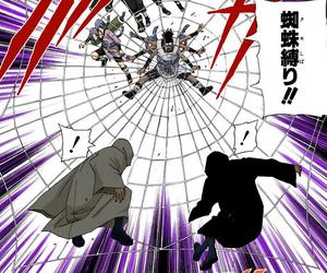 Telaraña Restrictiva Manga