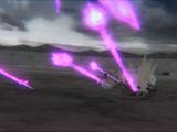 Chibaku Tensei: Queda Celestial