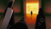 Deidara se encontra com a Akatsuki