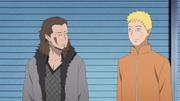 Kiba and Naruto
