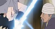 Mifune vs Sasuke