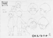Arte Pierrot - Komichi