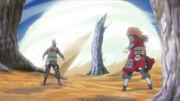 Elemento Viento Daño de Presión Anime