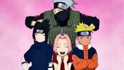 Equipo Kakashi Parte I Anime