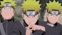 Jutsu Clon de Sombra Anime