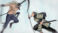 Mifune vs. Hanzo past