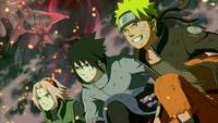 Naruto, Sasuke e Sakura (Storm 4)