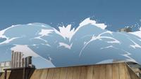 Projétil de Liberação de Água - Orca (Boruto - Filme)
