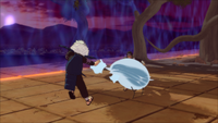 Tiro de Água Tobirama (Game)