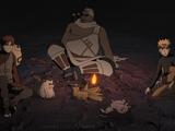 Naruto Shippūden - Episódio 429: Killer Bee Rappūden: O Pergaminho do Céu