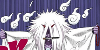 Invocação do Shinigami de Hiruzen (Mangá)