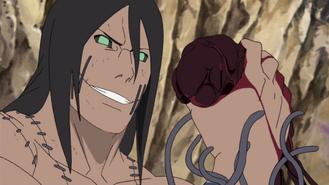 Kakuzu heart