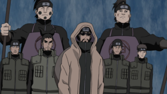 Naruto's guards