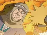 Gennō quase morto