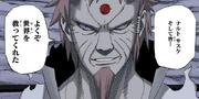 Hagoromo Agradece Naruto e Sasuke