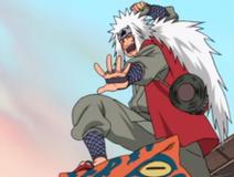 Jiraiya pose-0