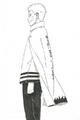 Naruto como Hokage