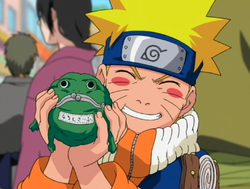 Naruto episodio 86