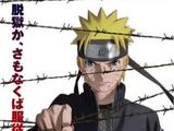 Naruto la Película: Blood Prison