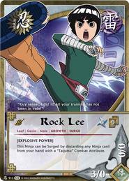 Rock Lee FotS