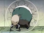 Dosu ataca Chōji