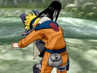 Golpe Nocauteador (Orochimaru - Game)