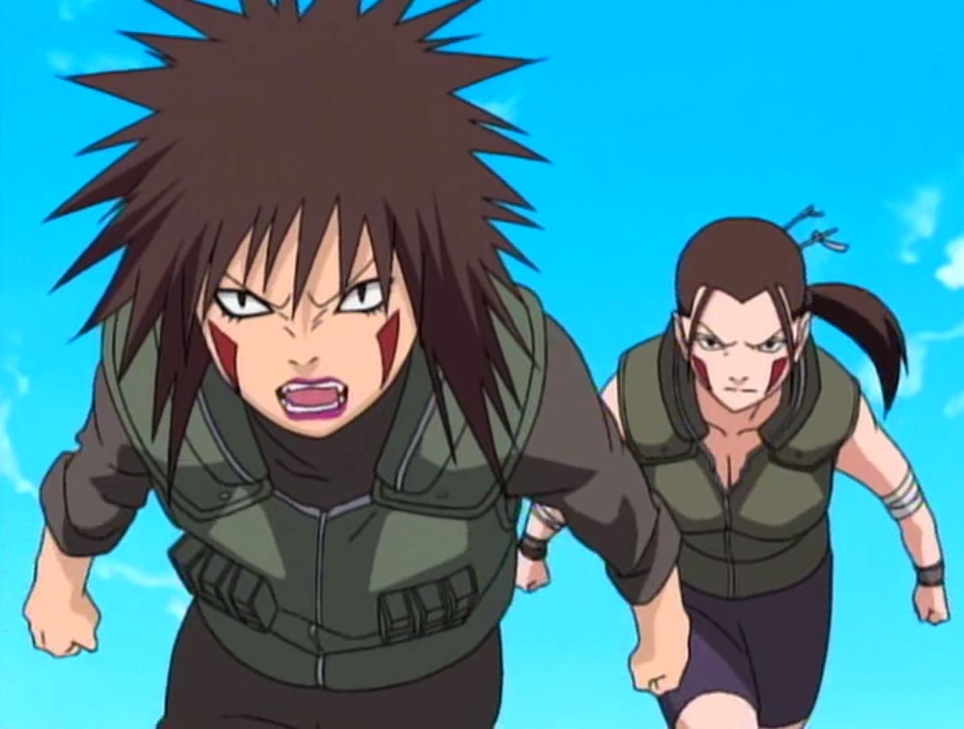Naruto and hana dating fanfiction