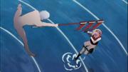 Hidan vs. Sakura