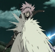 Sakura ataca Madara