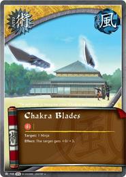 Chakra Blades