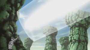 Elemento Polvo Desprendimiento del Mundo Primitivo Pilar Anime