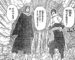 Itachi y Sasuke Equipo Imagen Destacada