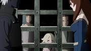 Mei encontra os prisioneiros