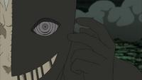 Rinnegan Roxo de Zetsu Negro (Anime)