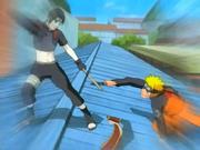 Sai se enfrenta a Naruto