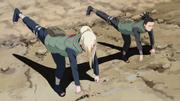 Técnica de Imitação das Sombras (Shikamaru)
