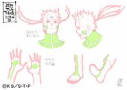 Arte Pierrot - Naruto2 (Kurama Modo)