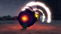 Bola da Besta com Cauda (Yagura - Game)