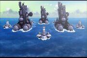 Flota marítima del País del Cielo