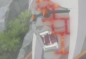 Kihō al recibir el Sello Maldito